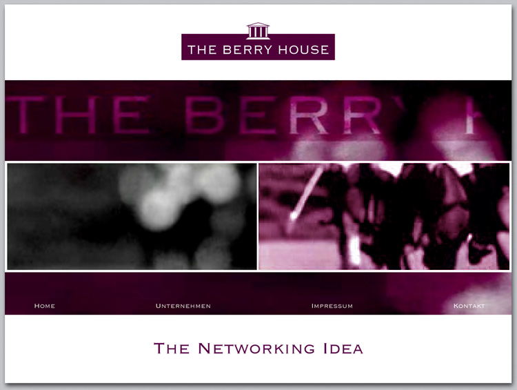 Berry House - The Networking Idea
